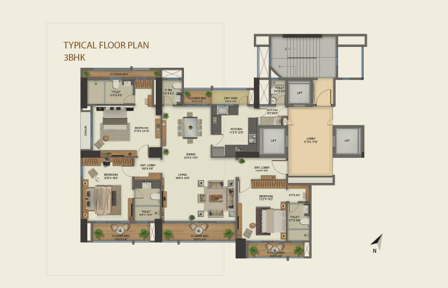 no floor plan image