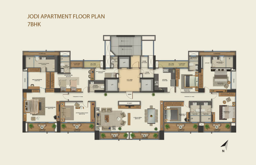 no floor plan image